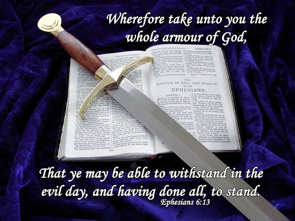 sword of the word